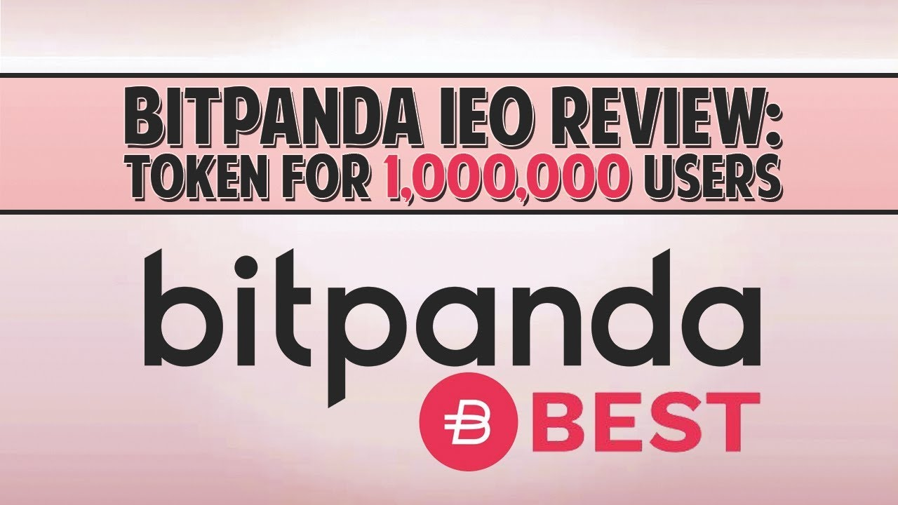 Bitpanda (BEST) IEO review - Token For 1M Users Exchange