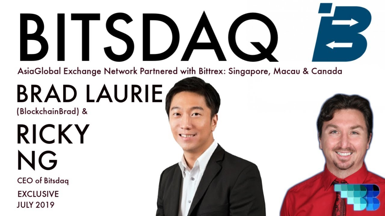 Bitsdaq | AsiaGlobal Exchange | Bittrex Exchange Partner in Singapore Macau Canada | BQQQ