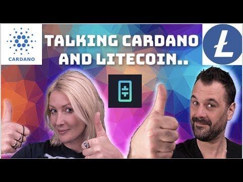Bix Weir On Litecoin & Theta, Crypto Crow on BTC , Cardano, EOS and more !