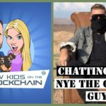 Blockchain Crypto Banter - Nye The Crypto Guy talking Bitcoin, ICOs, STOS and the market