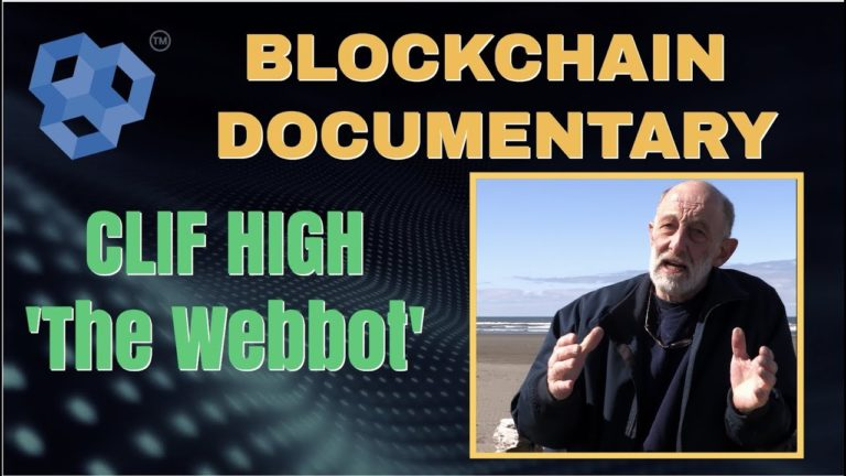 Blockchain Documentary  Clif High Web Bot predictions