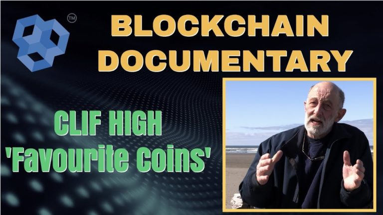 Blockchain Documentary – ClifHigh Favorite Crypto Projects