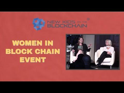 Blockchain Events - Women in Blockchain Event , San Francisco