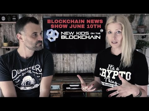Blockchain News Show –  Crypto , Token Fest ,  Clif High,  Eos