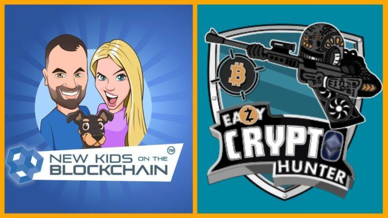 Blockchain Projects.  Easy Crypto Hunter GPU Mining