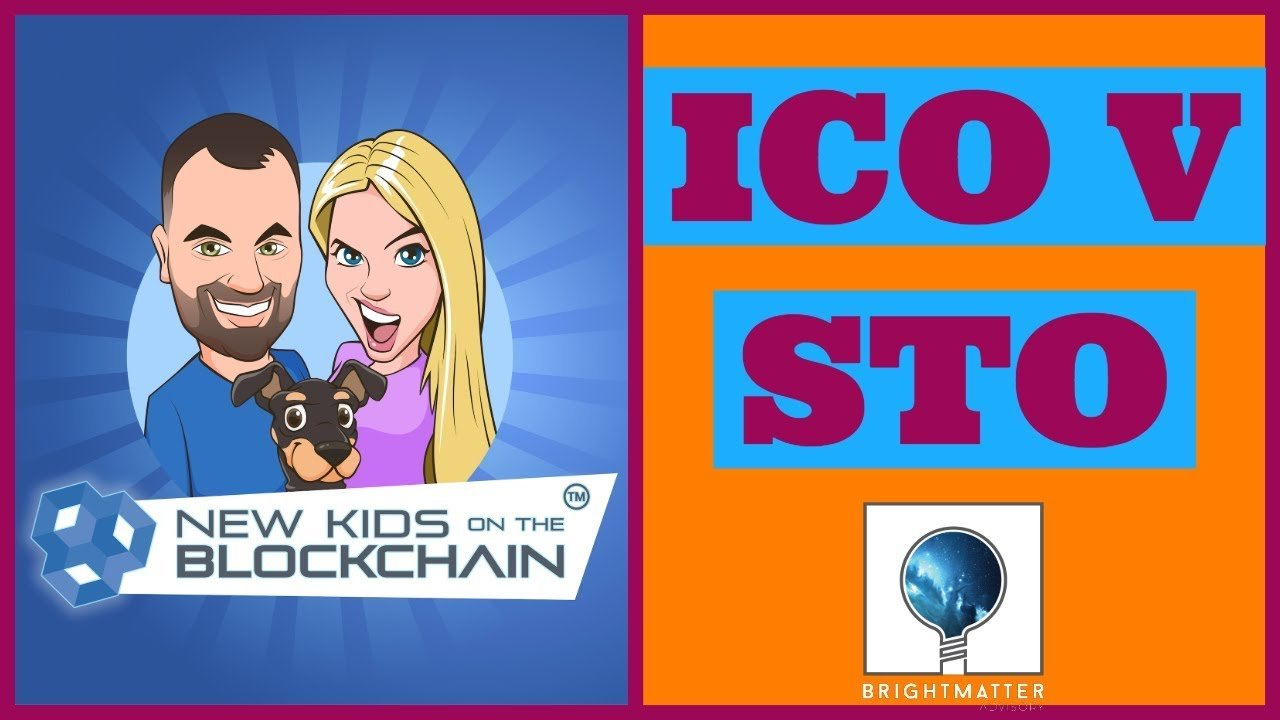 Blockchain Technology and Crypto Currency News - STO Versus ICO Explained