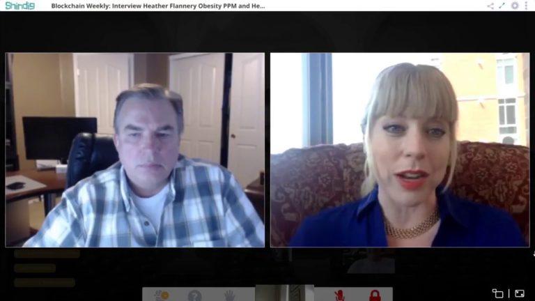 Blockchain Weekly – Heather Flannery