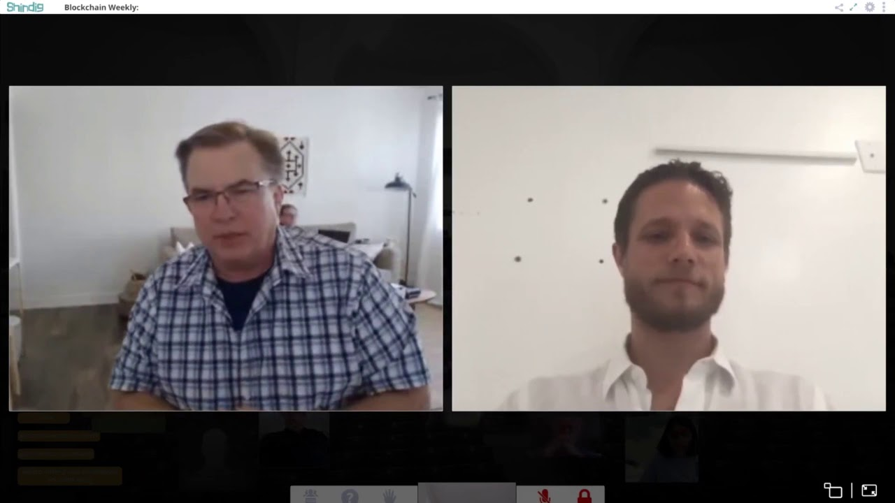 Blockchain Weekly: Interview With Ben Way, CEO Digits -turns credit card into Crypto card