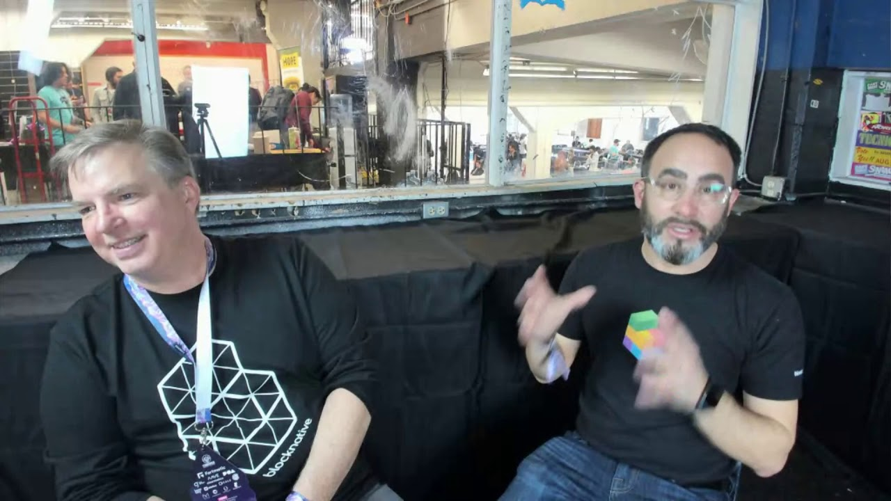 Blockchain Weekly at ETH Denver