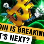 Breaking News! Bitcoin is Breaking Out. The Price is 10k USD. What's next?