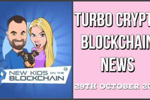 CRYPTO BLOCKCHAIN BTC NEWS 29th OCT. BTC , ETH  , EOS , LTC and MORE!