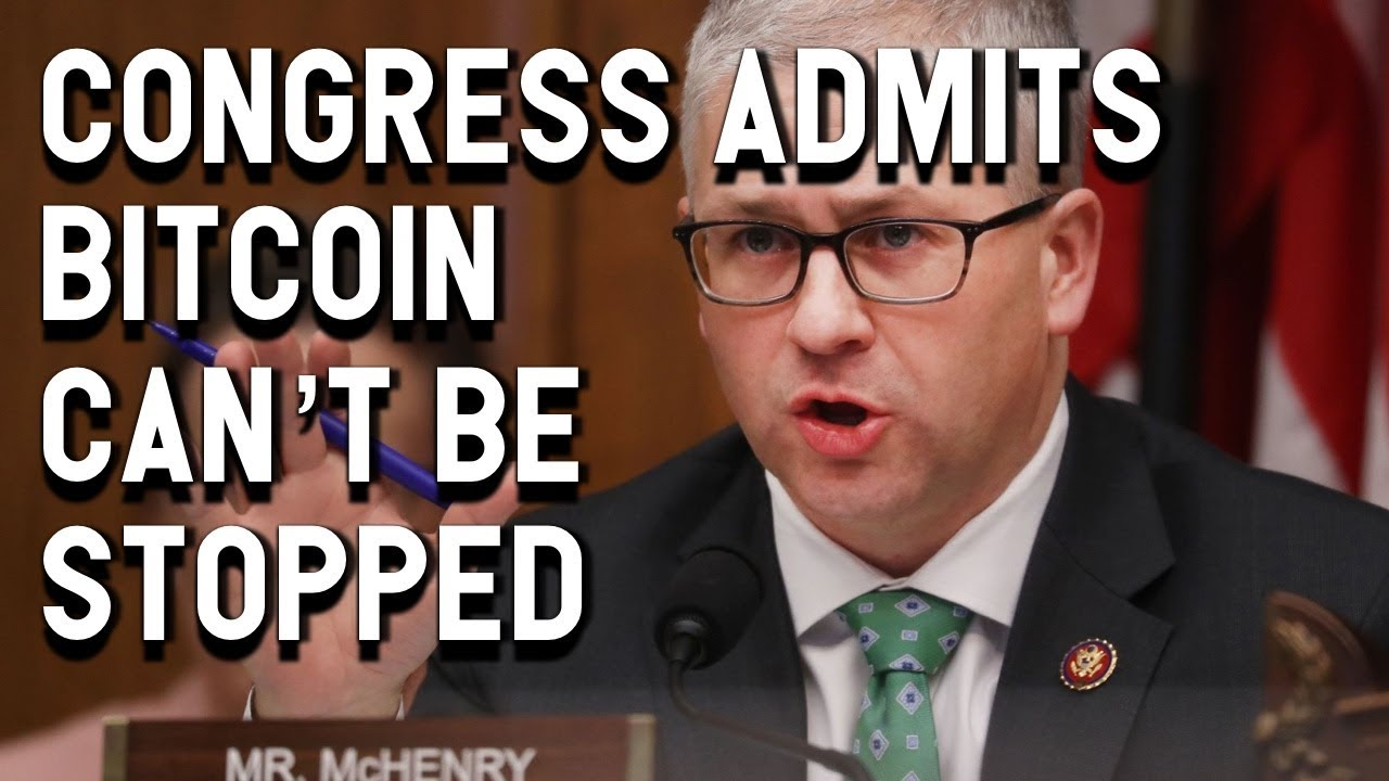 Congress admits: BITCOIN CAN'T BE STOPPED! Libra hearings = MASSIVE BULLISH sign for cryptocurrency