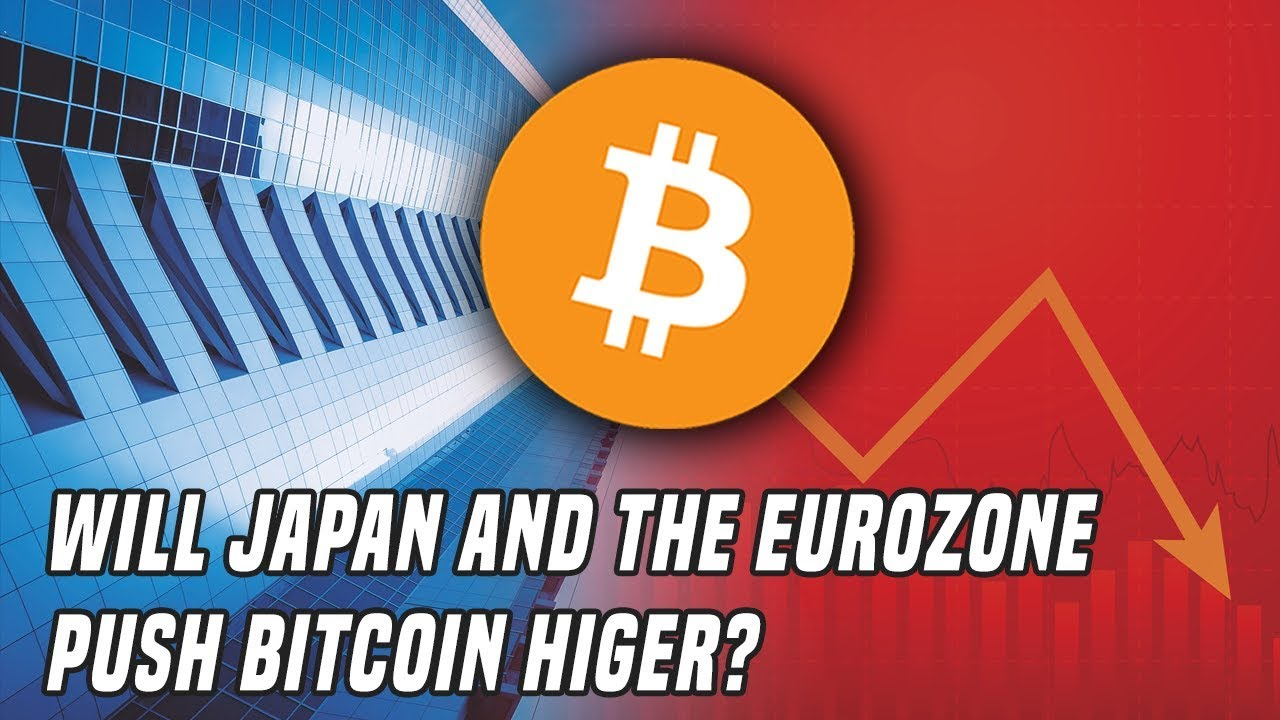 Could Japan And The Eurozone Fuel The Next Bitcoin Rally?