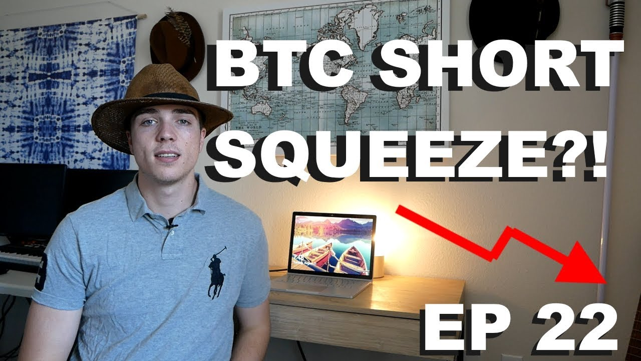 """Craving Crypto EP 22 """"WILL WE GET A BITCOIN SHORT SQUEEZE?!?"""""""