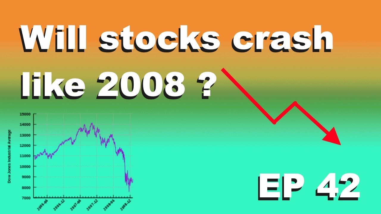 """Craving Crypto EP 42 """"Will the stock market crash like it did in 2008?"""""""