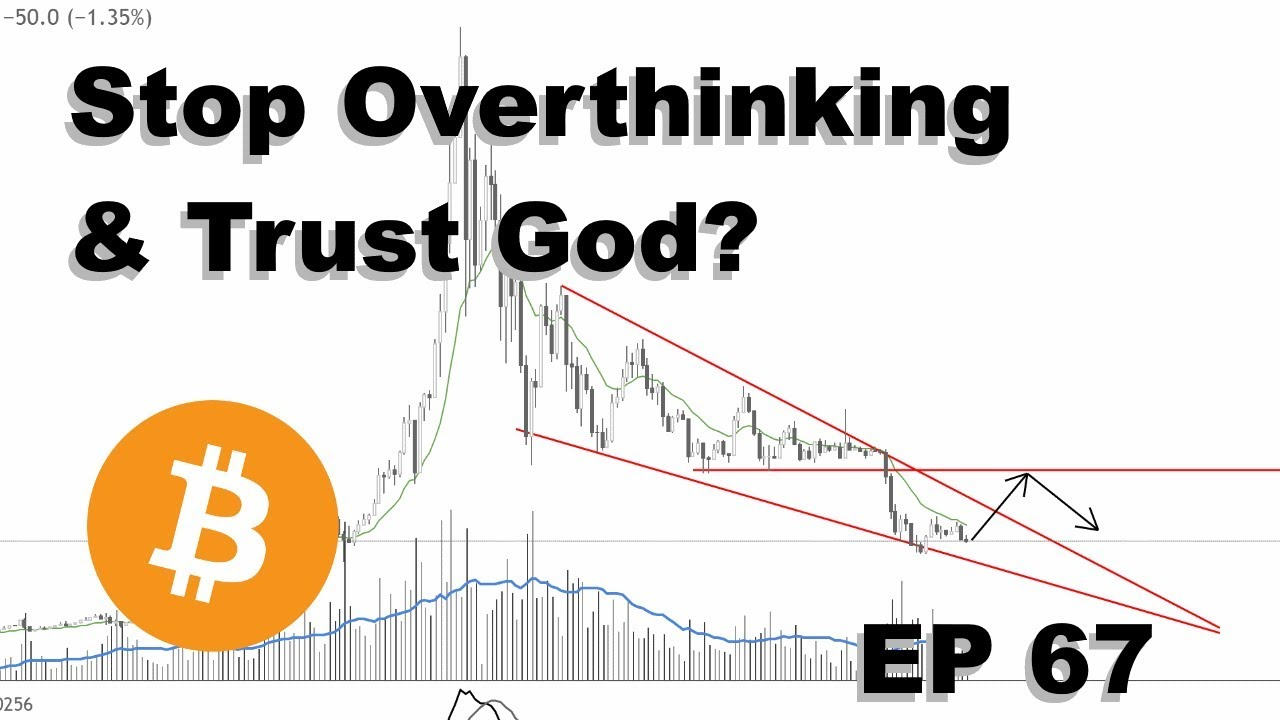 "Craving Crypto Ep 67 ""Stop Overthinking & Trust God?"""