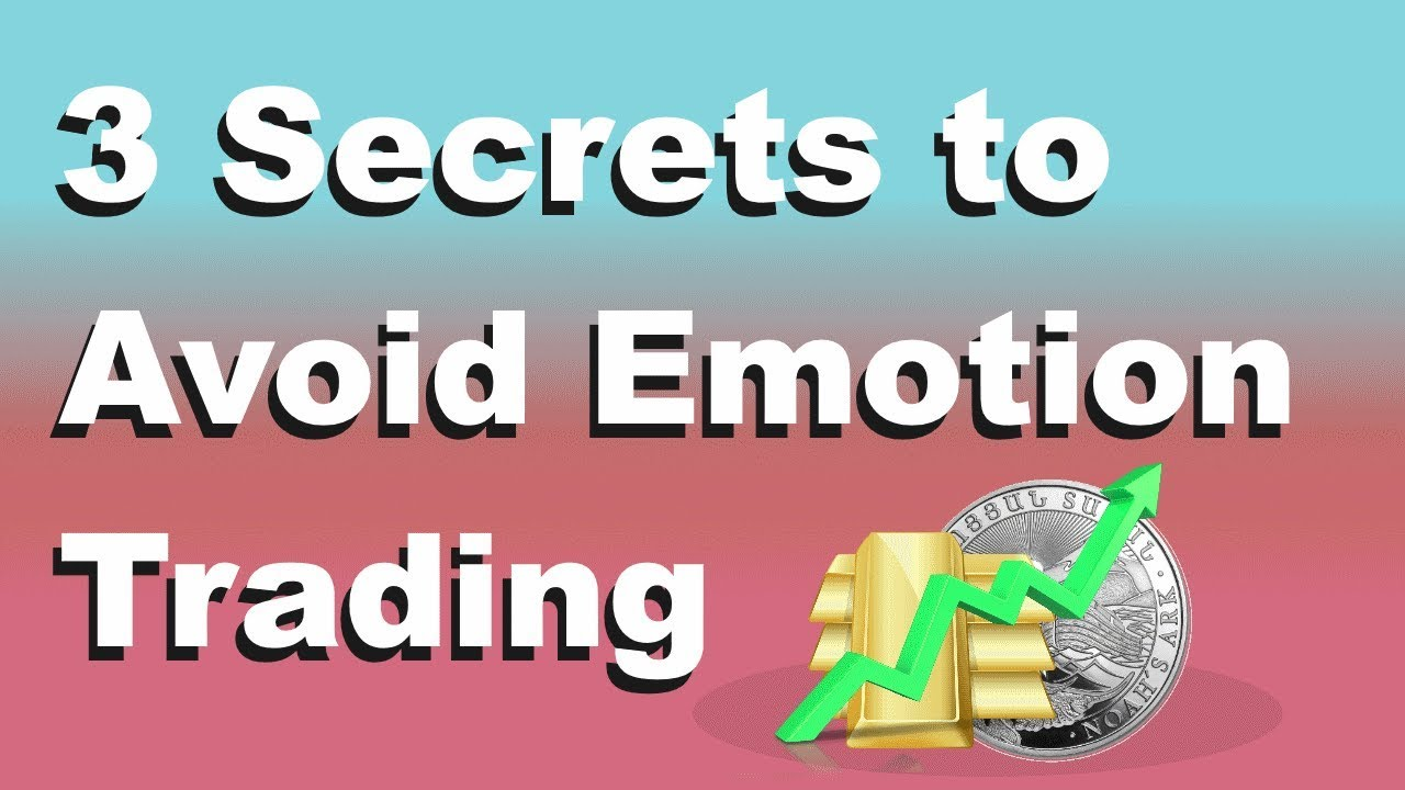 """Craving Crypto ep 70 """"3 Secrets to Avoid Emotion in Trading/Investing"""""""