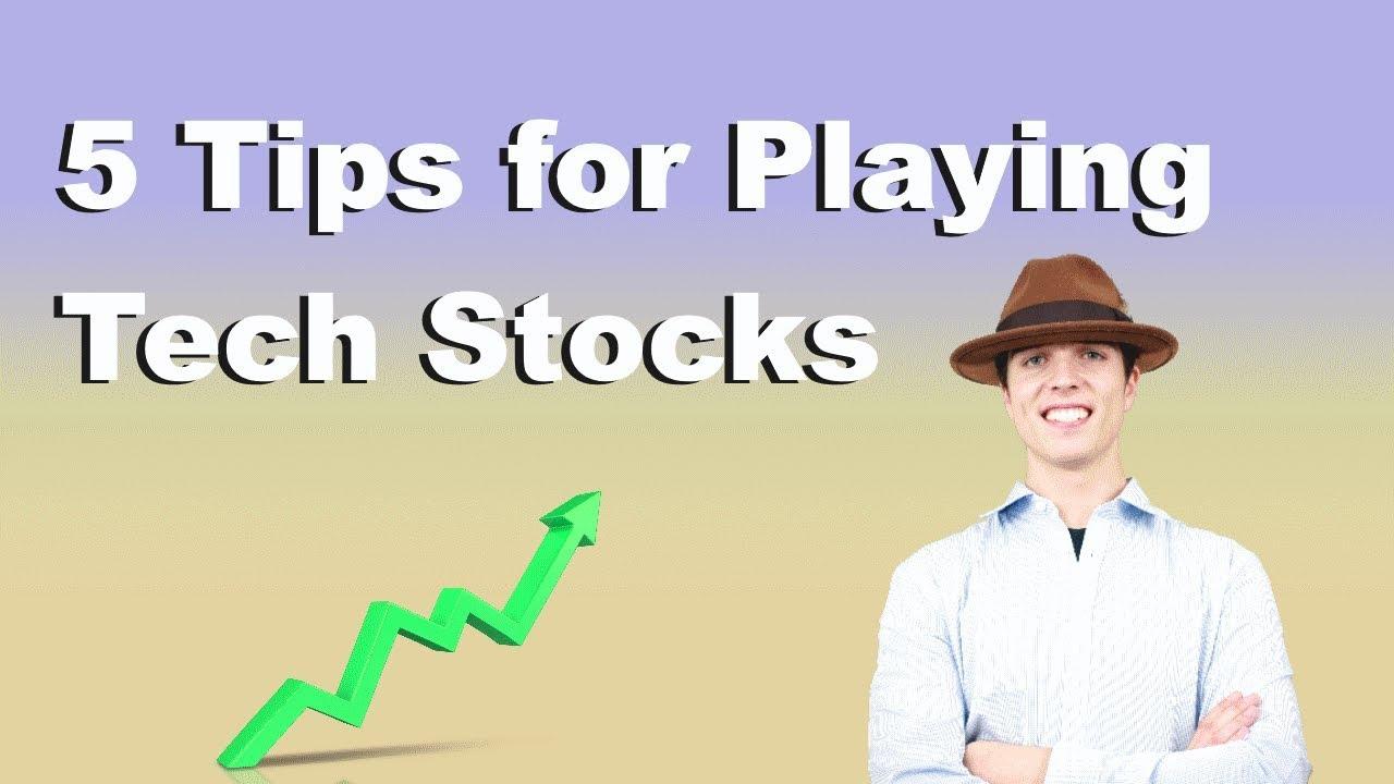 "Craving Crypto ep 71 ""5 Tips for Playing Tech Stocks"""