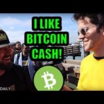 Crypto Beadles Is BULLISH on Bitcoin Cash! Full Interview Tron Event!