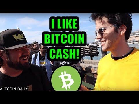 Crypto Beadles Is BULLISH on Bitcoin Cash! Full Interview Tron Event!