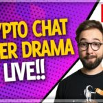 Crypto Chat with BitBoy, Crypto Love, Crypto Stache, & Crypto Beadles (TETHER Drama?!)