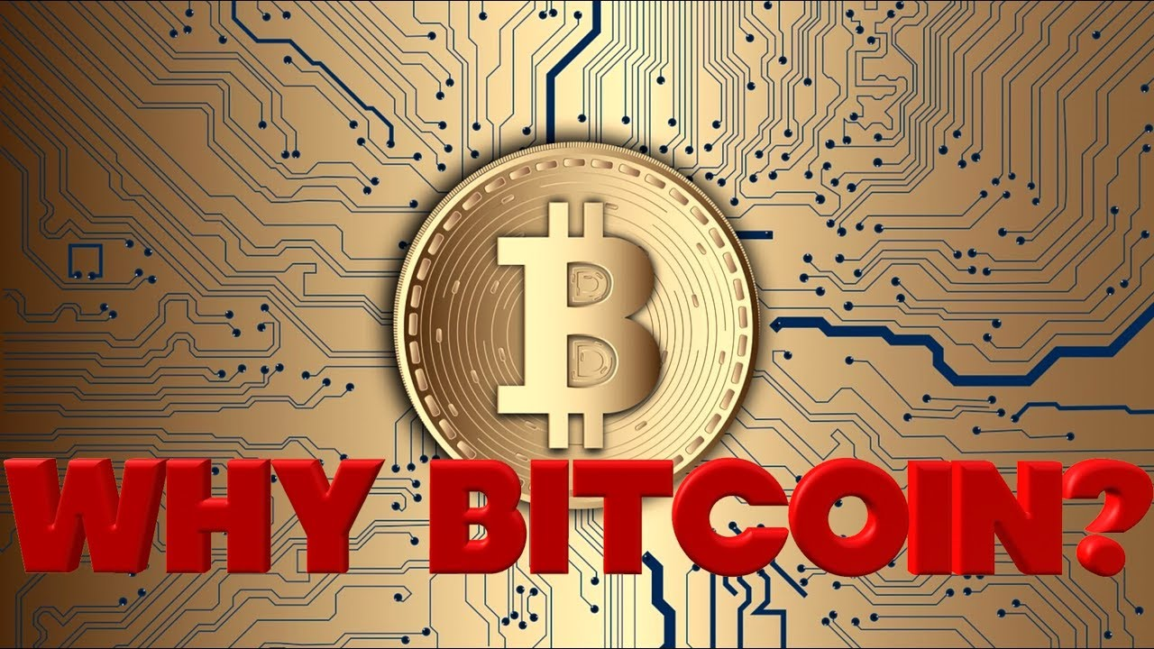 Crypto Tips UNPLUGGED: Why Bitcoin?