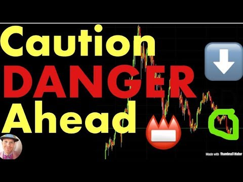 DANGER Ahead For Bitcoin & Crypto - Must Know Info
