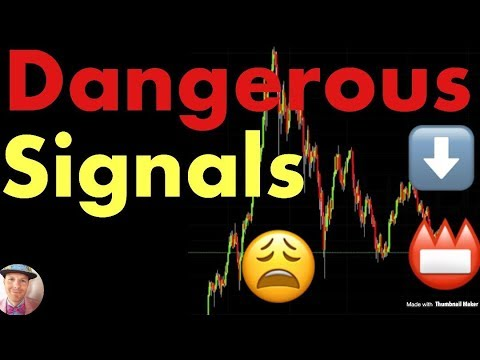 Dangerous Bitcoin Signals Emerge - Find Out What They Mean