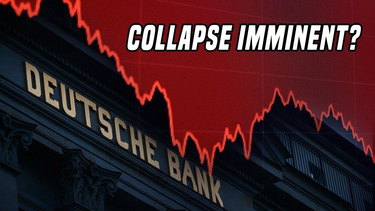 Deutsche Bank Cuts 18,000 Jobs | Is A Collapse Imminent?