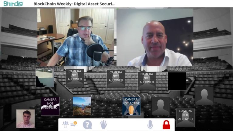 Digital Asset Security, Custody, and Storage This week on Blockchain Weekly