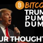Donald Trump Is NOT A FAN of Bitcoin and Cryptocurrency!
