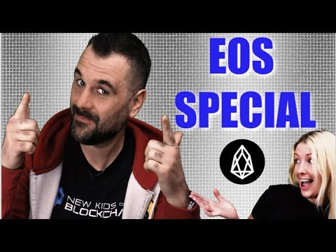 EOS 2019 SPECIAL.CHINTAI / BANCOR / CHRIS CONEY / EOS NATION & MORE