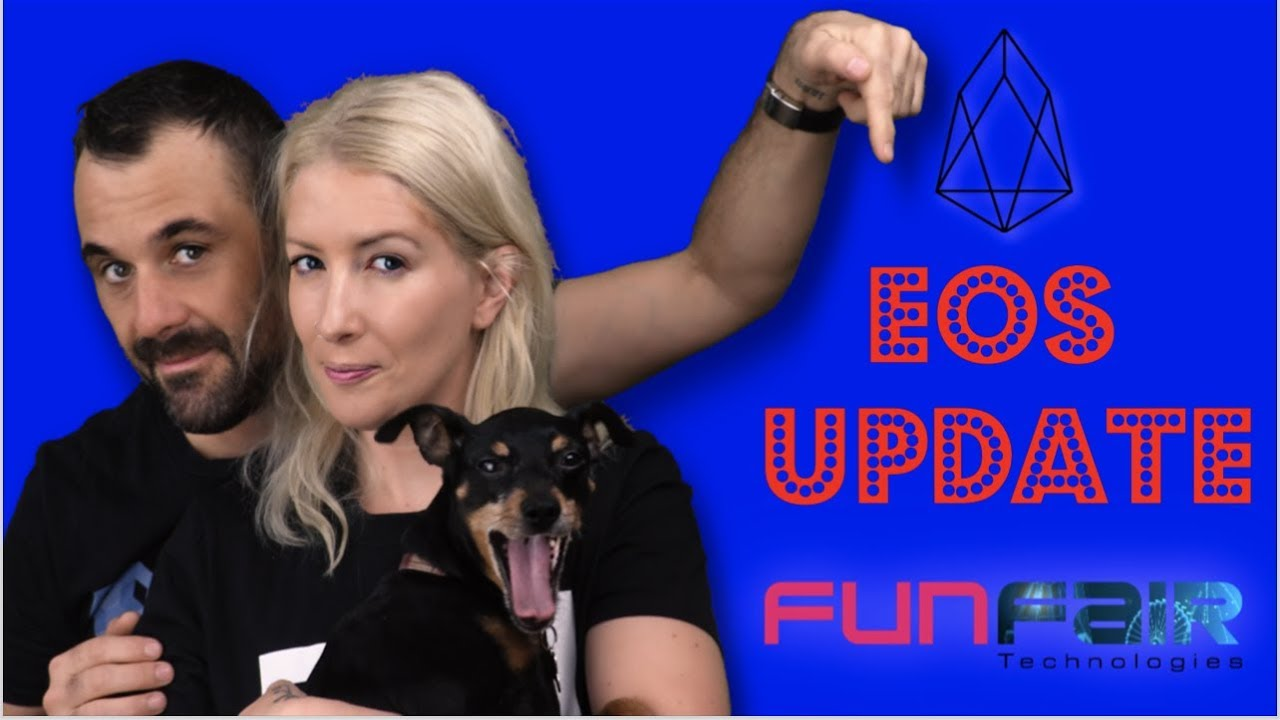 EOS LATEST NEWS - FUNFAIR UPDATE - POKER AND BLOCKCHAIN
