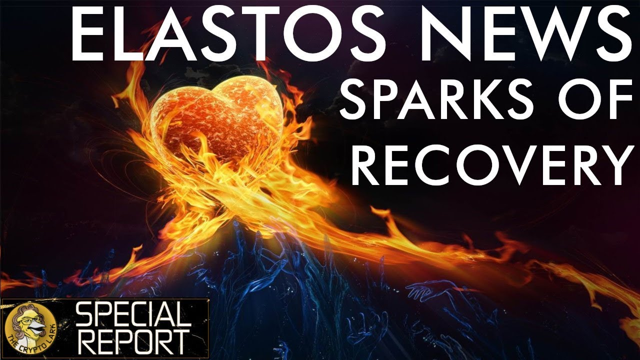 Elastos News - Crypto Staking, Partners, Cyber Republic, & Still Alive