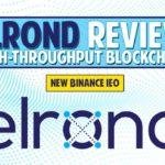 Elrond (ERD) - High-Throughput Blockchain Launching On Binance