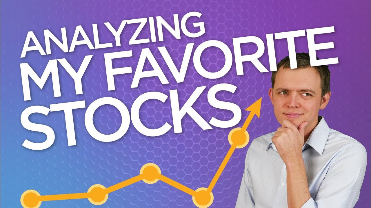 Ep 153: Analyzing My Favorite Stocks | Market Review