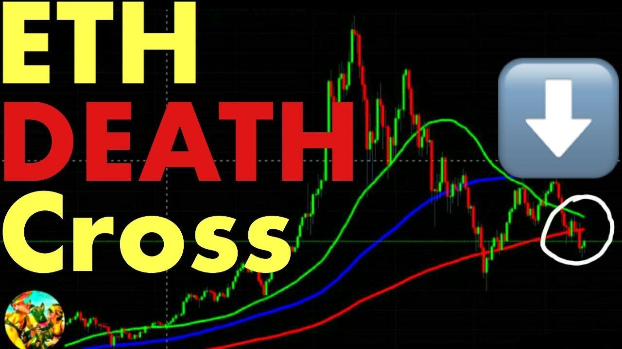 Ethereum DEATH Cross Looms