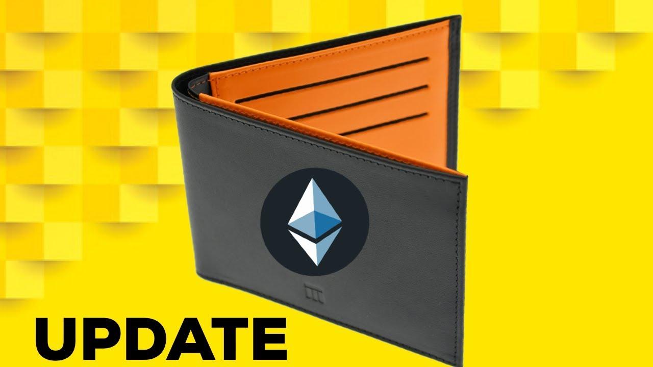 Ethereum Update: New MEW