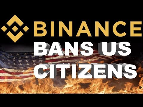 Everything You Need to Know about New Binance Ban