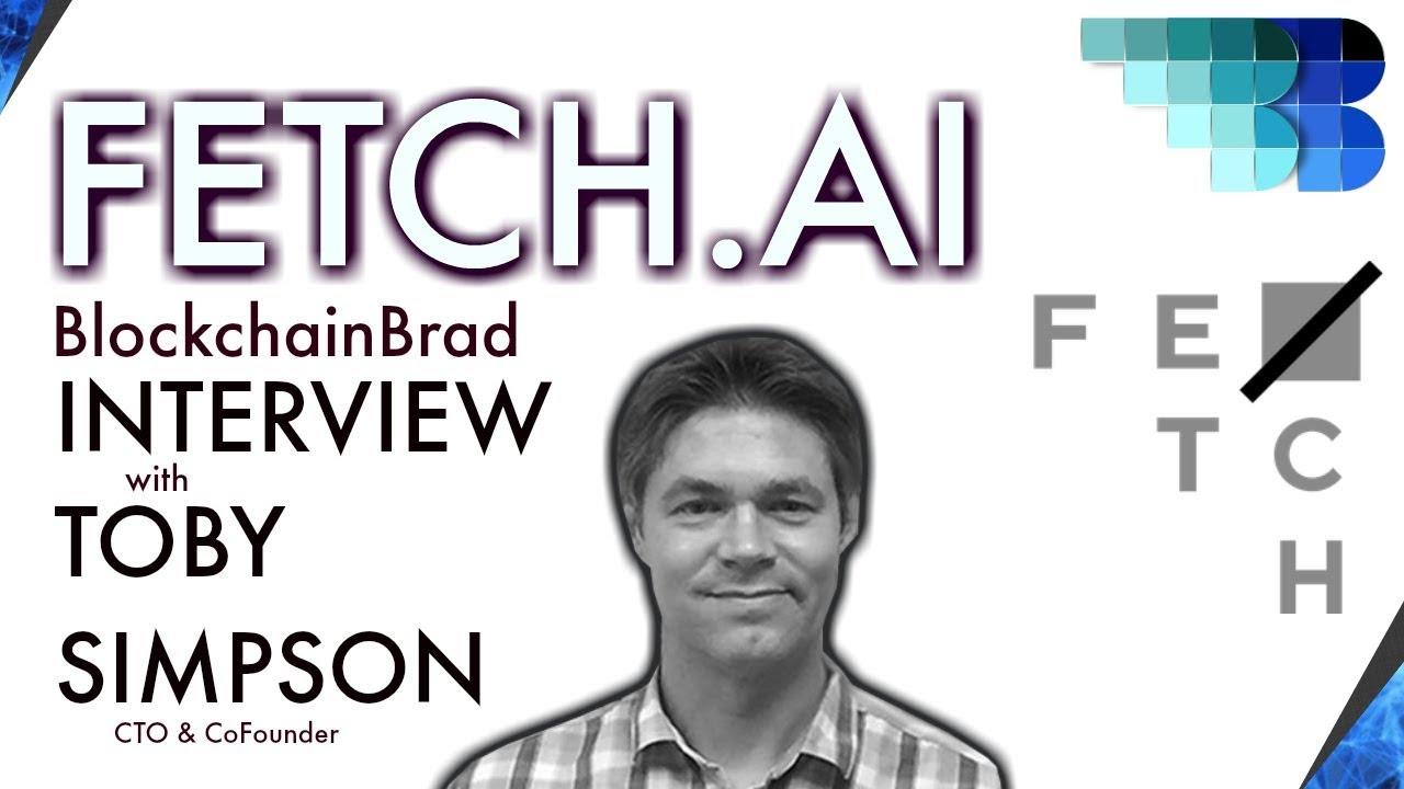FETCH.AI   BlockchainBrad Interview with CTO   Autonomous Agents   Smart Utility