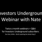 FULL webinar with Nate @ Investors Underground - 5th Aug