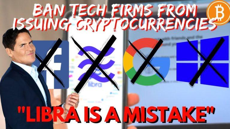 Facebook's Libra Coin a BIG MISTAKE? Quick World Finance Update – Crypto News