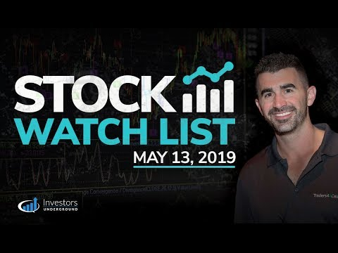 Free Scan Sunday: Watch List and Game Plan for May 13, 2019
