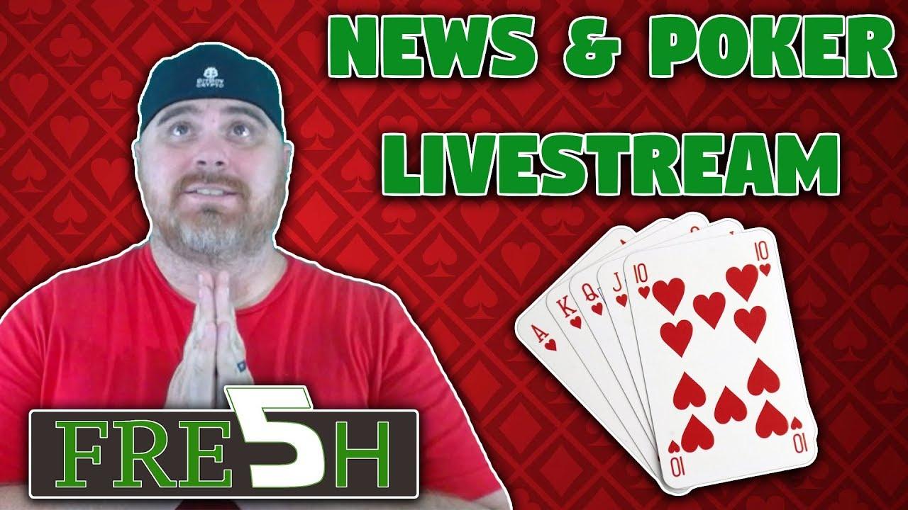 Fresh 5 News & Poker | Play GOC Poker | Liquid Exchange | Bitcoin Pumps & Gets Rejected