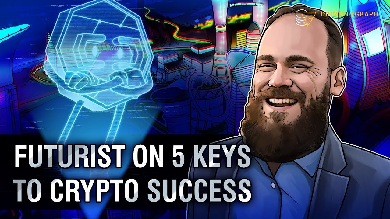 Futurist Explains 5 Keys to the Next Crypto Boom