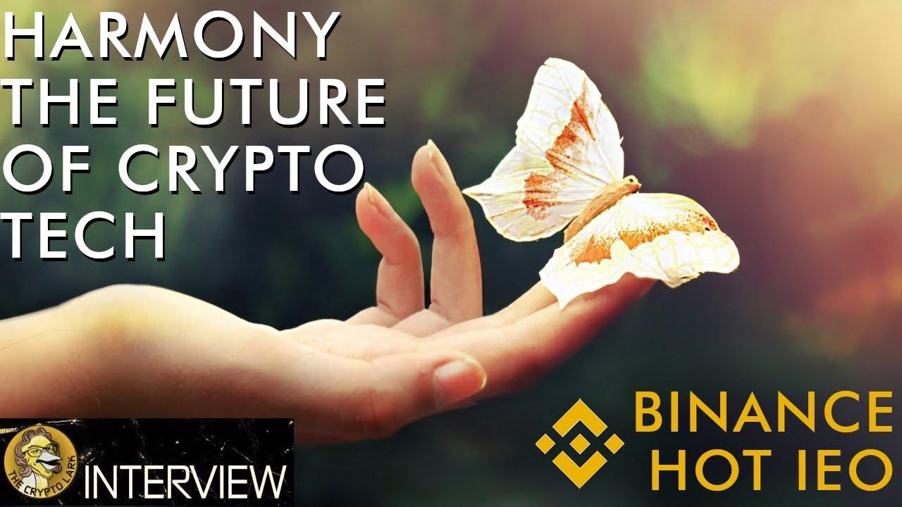 Harmony - Major Ethereum Competitor To Rock Crypto Economy - Hot Binance IEO