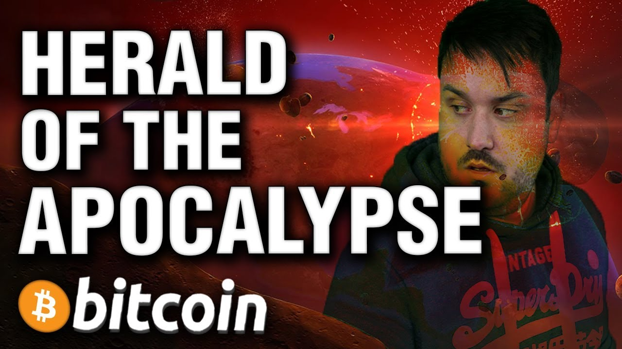 Herald of the Altcoin Apocalypse [Satire]