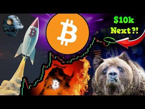 How HIGH Will Bitcoin Go?! Investors Ditch Stocks & Gold for $BTC! Mass Adoption ?