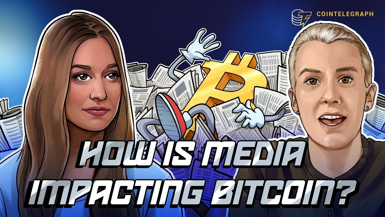 How Is Media Impacting Bitcoin, JPM Coin & Book on Ethereum   Ex-Bloomberg Journalist Explains