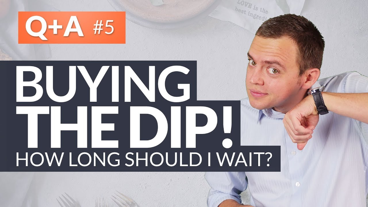 How Long Should You Wait Before Buying the Dip? #HungryForReturns 5